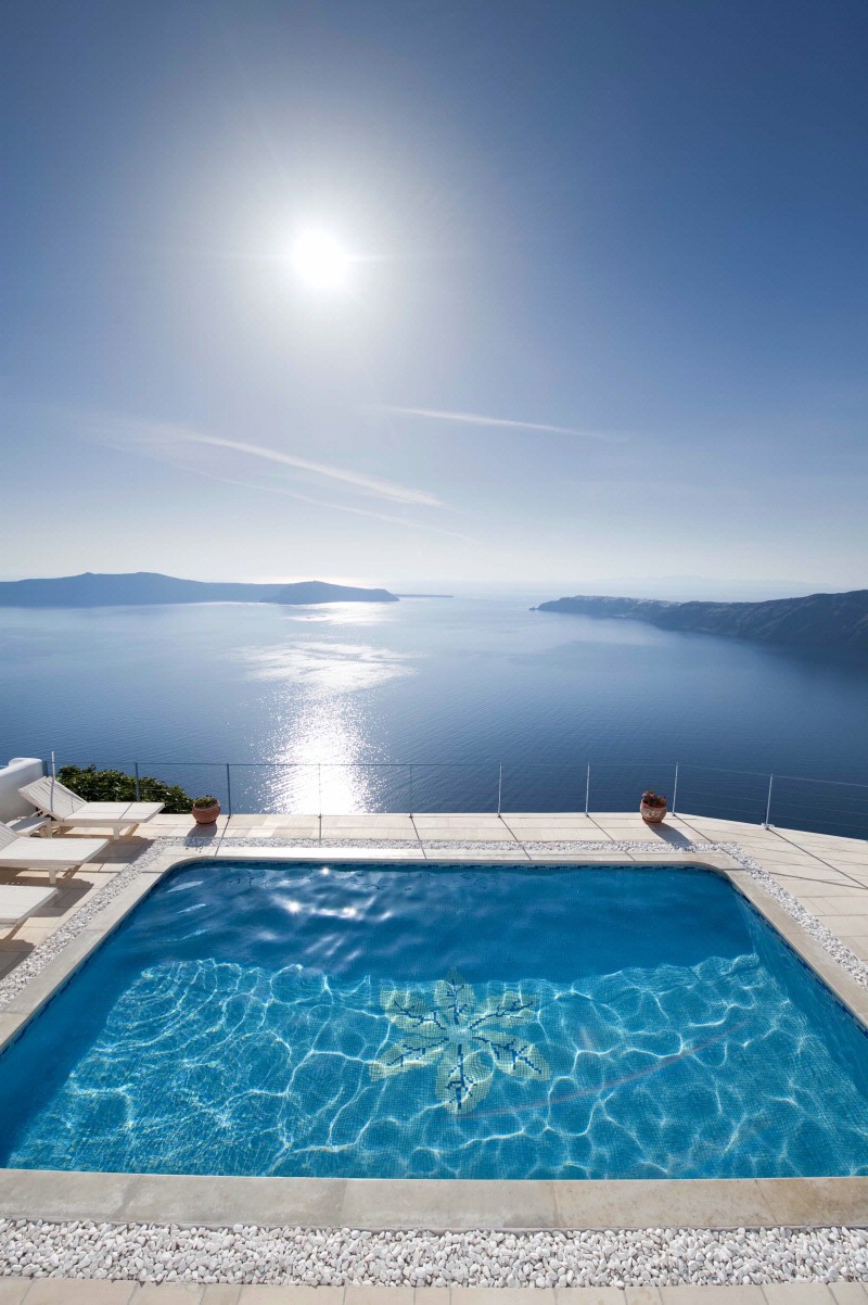 Absolute bliss hotel imerovigli santorini greece book for Absolute bliss salon