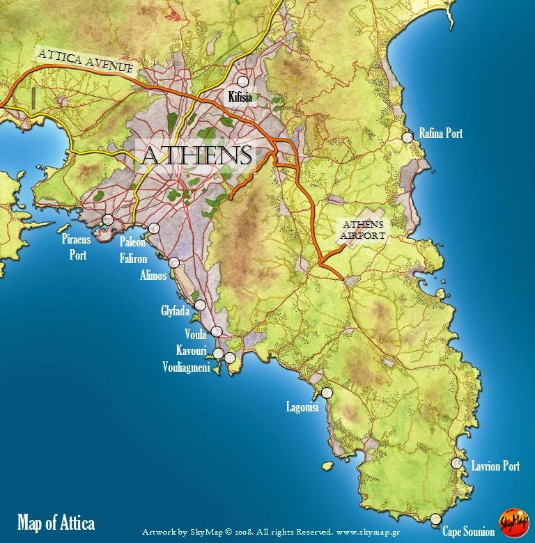 Map & Directions - Hera Hotel Athens, Hotel in Acropolis, Athens ...