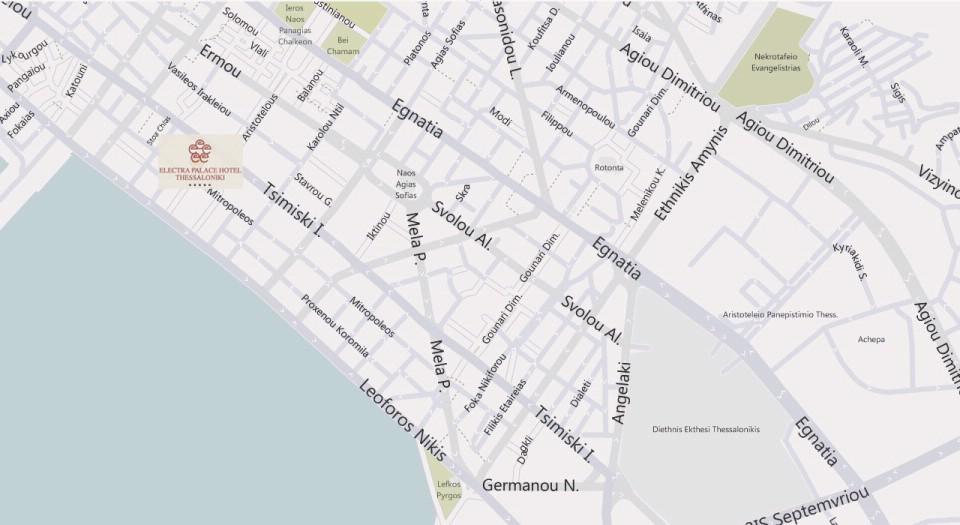 Casino thessaloniki map Long beach casino ny