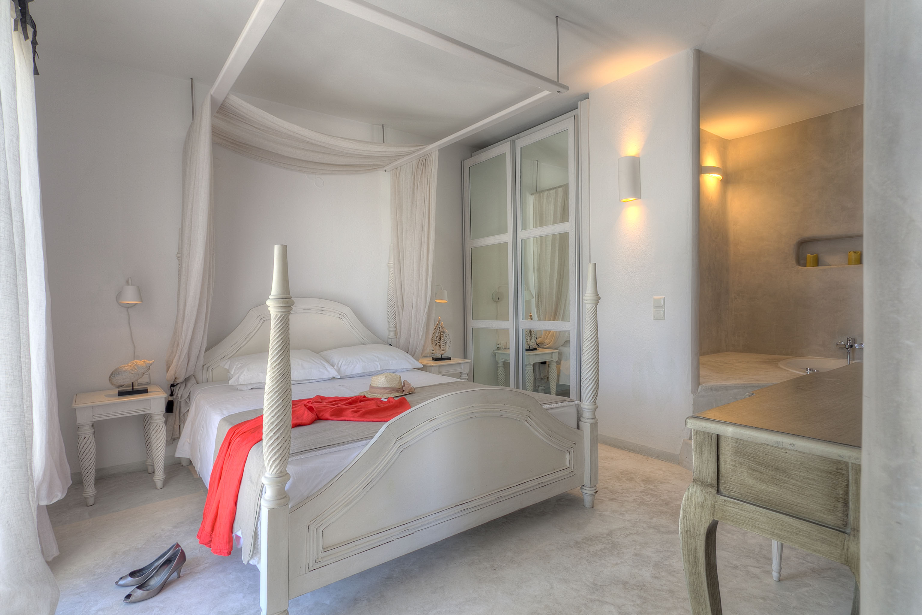 Lilly residence paros boutique hotel paros island book for Boutique hotel paros